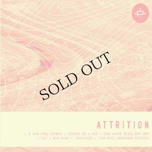 画像2: Attrition / Alu [CD]
