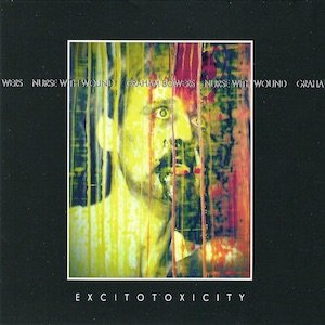 """画像1: Nurse With Wound • Graham Bowers """"Excitotoxicity"""" [CD]"""