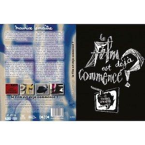 """画像2: Maurice Lemaitre """"Le Film est deja commence ?"""" [Blu-Ray + PAL DVD]"""
