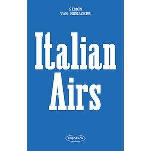 """画像1: Simon Van Honacker """"Italian Airs"""" [Cassette]"""