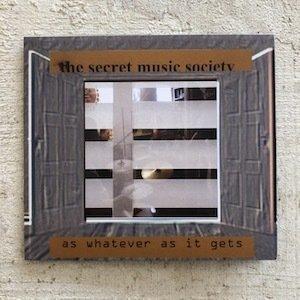 "画像1: tENTATIVELY, a cONVENIENCE + Various ""Secret Music Society"" [CD]"