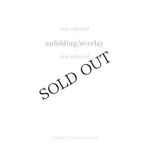 """画像2: Nick Ashwood """"Unfolding/Overlay"""" [CD]"""