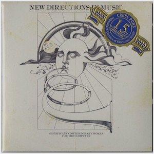 """画像1: V.A """"New Directions In Music """"Significant Contemporary Works For The Computer"""" [CD-R]"""