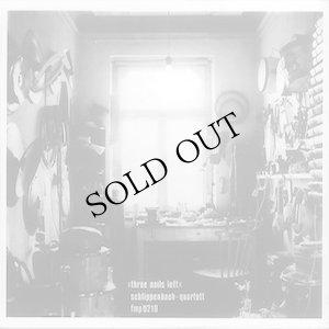 """画像1: Schlippenbach Quartet """"Three Nails Left"""" [CD]"""