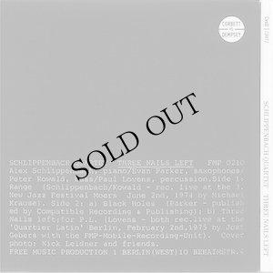 """画像2: Schlippenbach Quartet """"Three Nails Left"""" [CD]"""