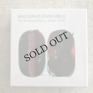 "画像1: Maciunas Ensemble ""The Archives Part 1, 1968-1980"" [11CD Box]"