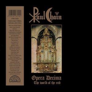 """画像1: Paul Chain """"Opera Decima (The World Of The End)"""" [2CD]"""