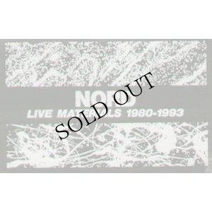 """画像1: Nord """"Live Materials 1980-1993"""" [Cassette]"""