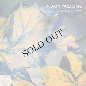 """画像2: Adam Pacione """"Any Way, Shape, or Form"""" [4CD Box]"""
