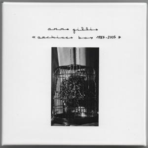 """画像1: Anne Gillis """"Archives Box 1983 - 2005"""" [5CD Box]"""